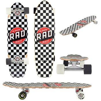 Osprey RAD retro cruiser skateboard Checker 7.9