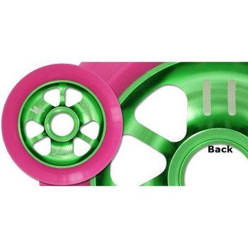 Rat Rat Race green pink (1 stuks leverbaar)