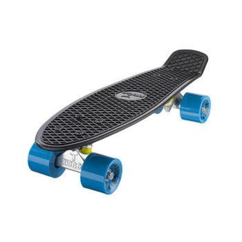 "Ridge Ridge Retro board 22"" black met blue wheels"