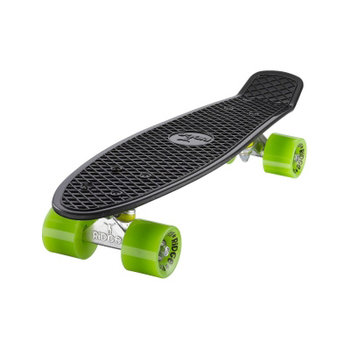 "Ridge Ridge Retro board 22"" black green wheels"