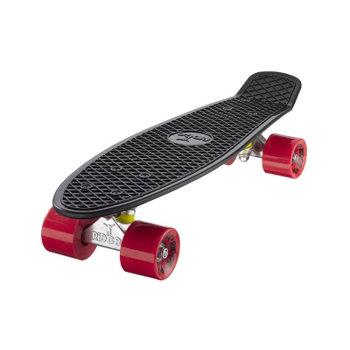 "Ridge Ridge Retro board 22"" black met red wheels"