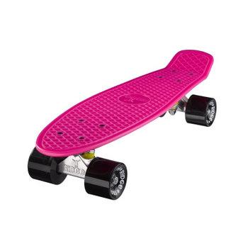 "Ridge Ridge Retro board 22"" Pink met black wheels"