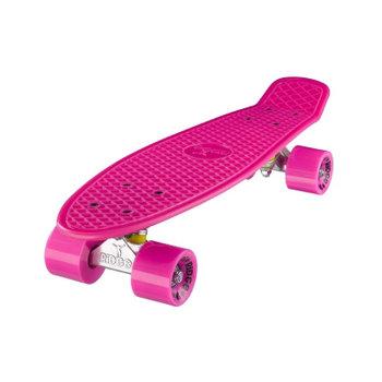"Ridge Ridge Retro board 22"" Pink met pink wheels"