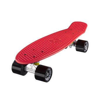 "Ridge Ridge Retro board 22"" Red with black wheels"