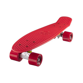 "Ridge Ridge Retro board 22"" Red with red wheels"