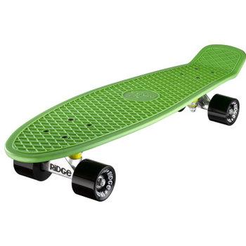 "Ridge Ridge Retro board 27"" Green met black wheels"