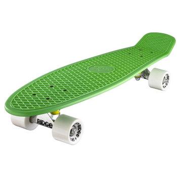 "Ridge Ridge Retro board 27"" Green met white wheels"