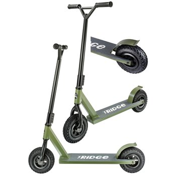 Ridge Ridge Dirt Scooter Off Road step Khaki Green