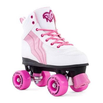 Rio Roller Rio Roller Rolschaatsen Pure White/Pink