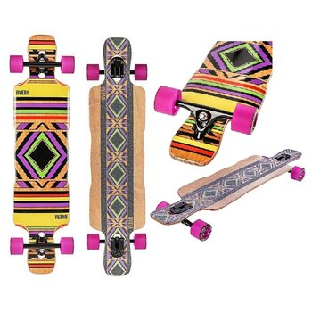 Riviera Riviera Heta drop through longboard