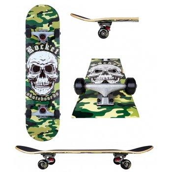 Rocket Skateboards Rocket Skateboard Skull Camo 7.75