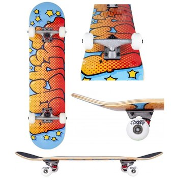 Rocket Skateboards Rocket Skateboard Bubbles 7.75