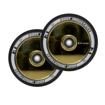 Root Industries Root Industries Air 120mm Stuntstep Wielen Gold Rush