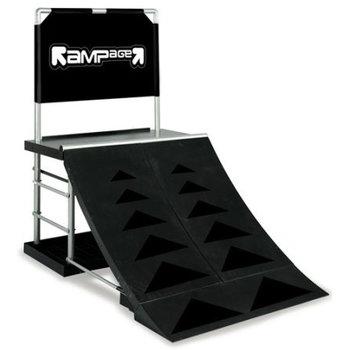 Rampage Rampage Quarterpipe Skate-Rampe