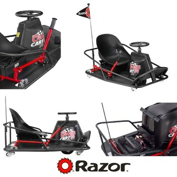 Razor Razor Crazy Cart XL