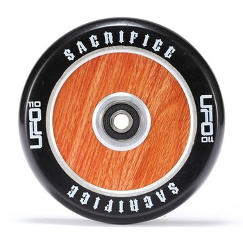 Sacrifice Sacrifice 110mm UFO Wood Wheel