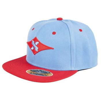 Sacrifice Sacrifice Snapback Blue / Red