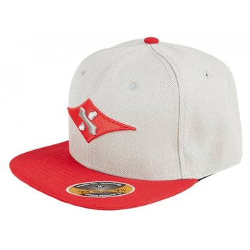Sacrifice Sacrifice Snapback Red / Grey