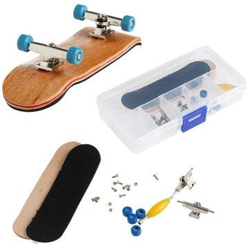 Streetsurfshop Houten vinger skateboard set