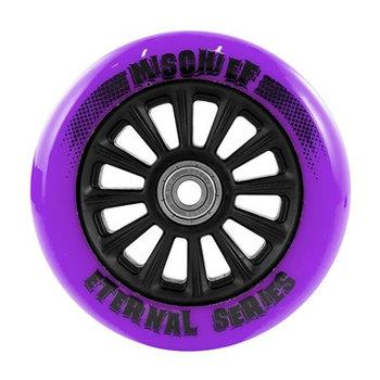 Slamm 110mm paars nylon core stuntstepwiel