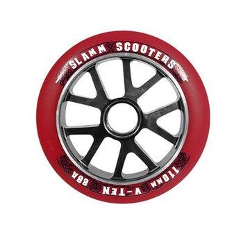 Slamm 110mm black aluminium core stuntstepwiel