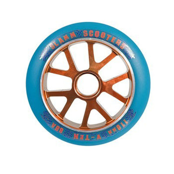 Slamm 110mm Orange Aluminiumkern Stunt Roller