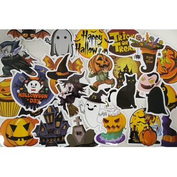 Stickerset Halloween