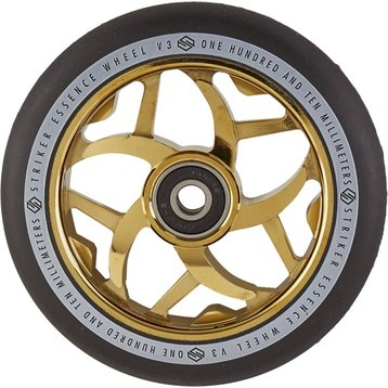 Striker Striker Essence V3 Wielen Gold Chrome 2pc