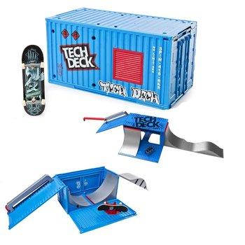 Tech Deck Tech Deck Transforming container