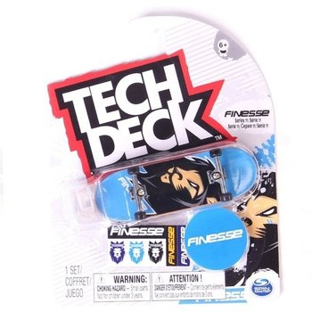 Tech Deck Tech Deck Fingerboard Series 11 Finesse Lion Blue