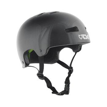 TSG TSG Evolution Helm Injected Black