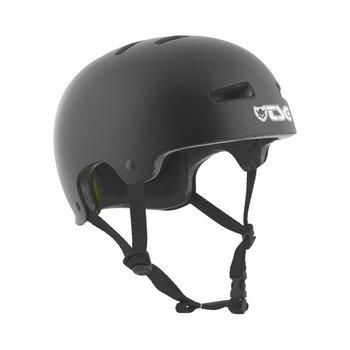 TSG TSG Evolution Helm Satin Black