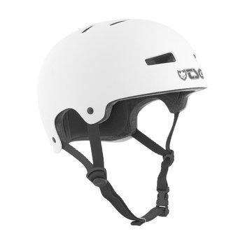 TSG TSG Evolution Helm Satin White