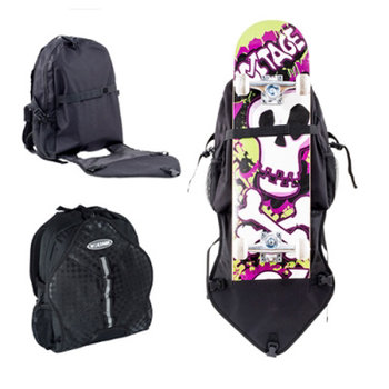Voltage Voltage Chequered Skate en Skateboard Backpack