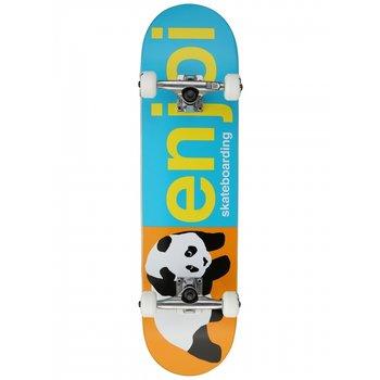 Enjoi Enjoi Half & Half Blue Skateboard 8.0