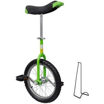 Funsport-Unlimited Funsport Eenwieler 16 inch Groen