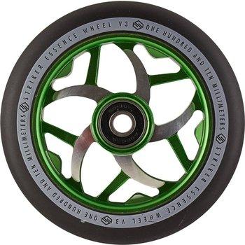 Striker Striker Essence V3 Wielen Green 2pc