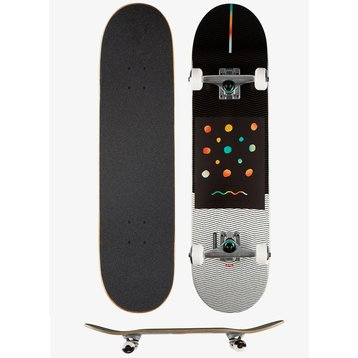 Globe Globe G1 Nine dot 4 Skateboard 8.0 black white