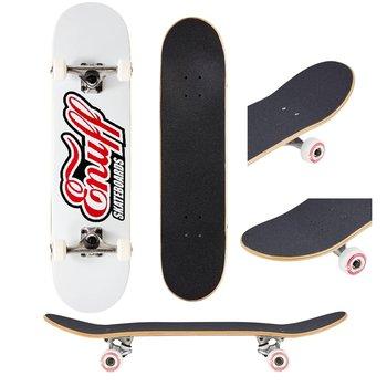 Enuff Enuff Classic Logo Skateboard White