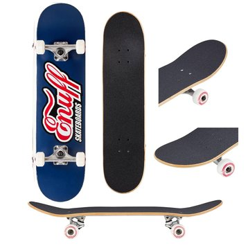Enuff Enuff Classic Logo Skateboard Blue