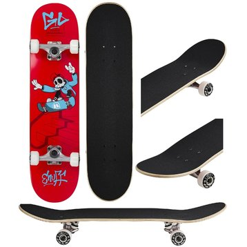 Enuff Enuff Skully Skateboard Red