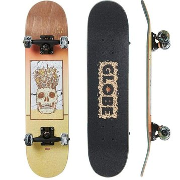 "Globe Globe Celestial Growth 7.0"" Skateboard mini"