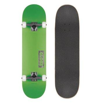 """Globe Globe Goodstock Skateboard Neon Green 8.0"""""""