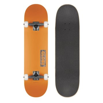 Globe Globe Goodstock Skateboard Neon orange 8.125""
