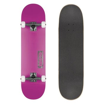 "Globe Globe Goodstock Skateboard Neon Purple 8.25"""