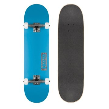 """Globe Globe Goodstock Skateboard Neon Blue 8.375"""""""
