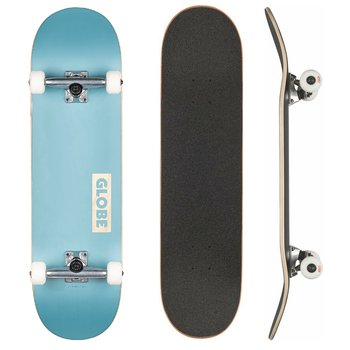 Globe Globe Goodstock Skateboard 8.75 Steel Blue