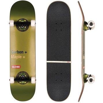 Globe Globe G3 Bar Skateboard 8.0 impact Olive