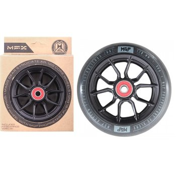 MGP MGP MFX Syndicate 120mm Wheel Black set 2 stuks