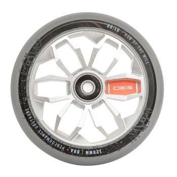 MGP MGP ALU Kern 120mm Rad Silbergrau